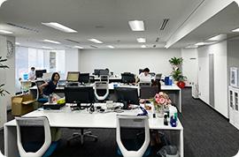 事務所内近影2